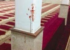 """كويتي يحاول نحر إمام داخل مسجد لأنه """"تحدث عن عرضه"""""""