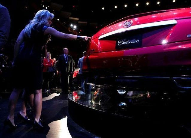 """صور: سيارة كاديلاك """"CTS 2014"""" الجديدة"""