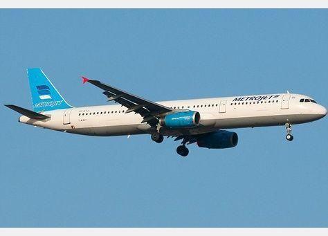تحطم طائرة ركاب روسية في سيناء