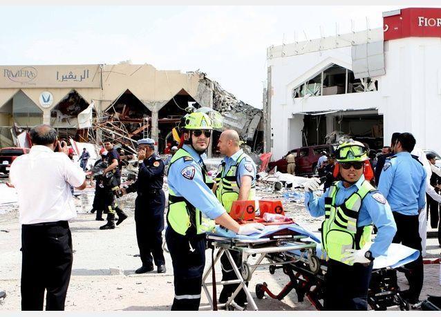 إصابة العشرات في تسرب غاز بمحطة كيماويات قرب الدوحة