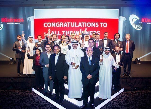 أريبيان بزنس توزع جوائز الإنجازات للعام 2015