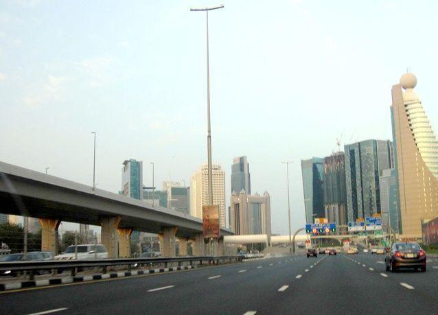 دبي: انحسار تأثيرات منخفض العقربي الجوي وتقلبات الطقس