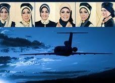 لأول مرة.. مضيفات بالحجاب على متن مصر للطيران