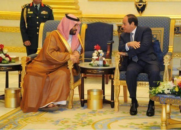 مصر والسعودية تؤكدان عزمهما على حماية الأمن القومي العربي