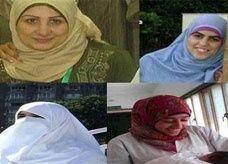 الإفراج عن المصريات المحتجزات في أحداث القاهرة