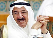 تعيين الشيخ جابر المبارك الصباح رئيساً لمجلس الوزراء الكويتي
