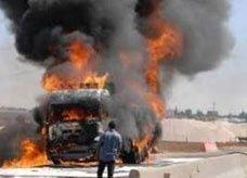 معظم قتلى انفجار الرياض من الذين تجمهروا حول الصهريج عند انقلابه