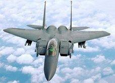 القوات الجوية السعودية تدشن أول طائرة (إف 15 إس أي) في أمريكا