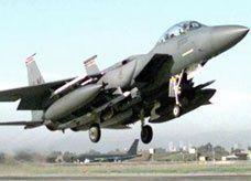 سقوط طائرة سعودية طراز F 15 ومقتل قائدها