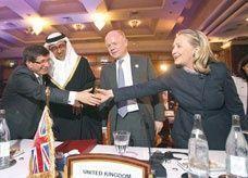 """""""أصدقاء سوريا"""" تعترف بالائتلاف الوطني ممثلاً شرعياً للشعب السوري"""