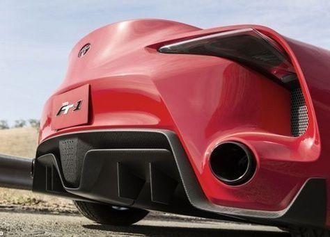 بالصور: سيارة تويوتا الرياضية من لعبة كمبيوتر إلى حلبات السباق