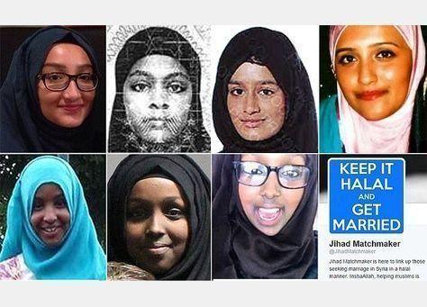 داعش يغوي الفتيات عبر فيسبوك وتويتر بوعود بالزواج