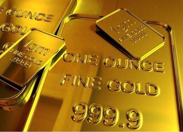 الذهب يتراجع عن أعلى مستوى في أربعة أشهر