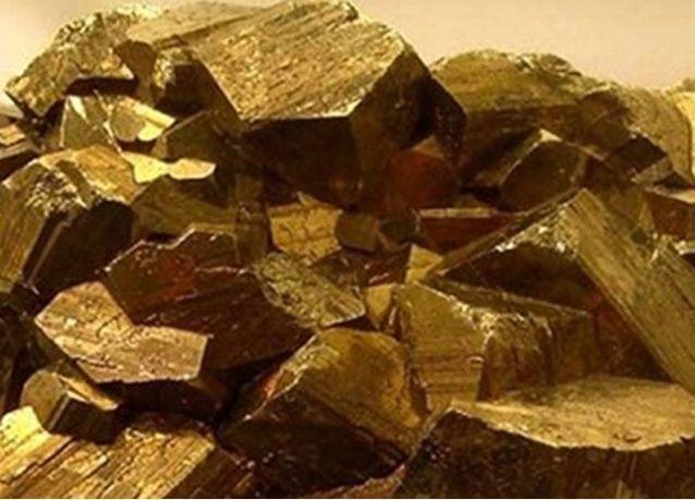 اكتشاف 4 مناجم ذهب جديدة في السعودية
