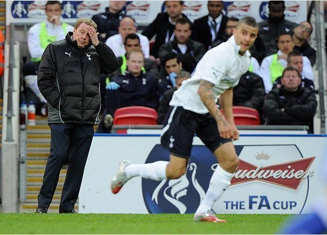 بالصور : تشيلسي إلى نهائي كأس إنجلترا بفوزه على توتنهام