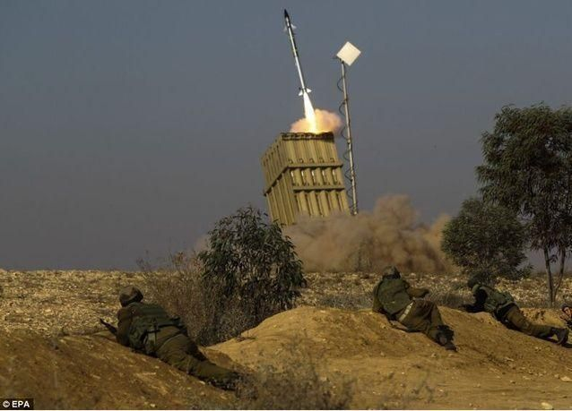 ارتفاع عدد الشهداء في غزة مع سقوط صاروخين قرب تل ابيب