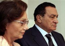 في مسلسل كوميدي: يوميات رموز النظام المصري السابق بالسجن