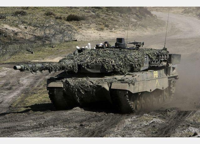 عقد تحديث دبابات سعودية قيمته 188 مليون دولار