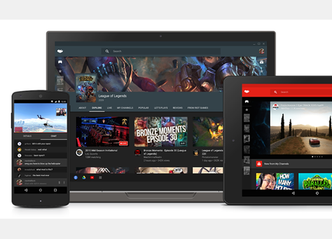 غوغل تنافس أمازون بإطلاقها عبر يوتيوب خدمة بث الألعاب
