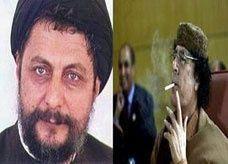 قبل إعدامه.. تعارك بالأيدي بين القذافي والإمام موسى الصدر