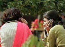 حظر استخدام النساء للهاتف المحمول في قرية هندية