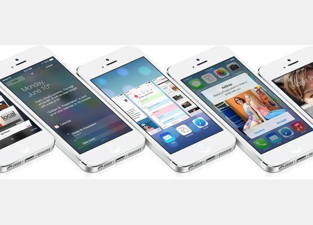 نظام تشغيل 7 iOS جديد لهواتف iPhone يثير موجة من الحماس