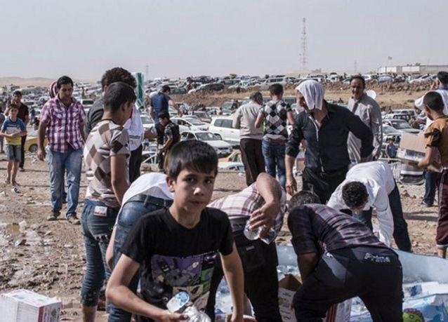 خلال الشهر الماضي.. مقتل 2417 عراقيا على الأقل