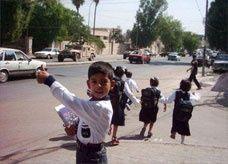 خطف الأطفال في بغداد يثير رعب الأهالي