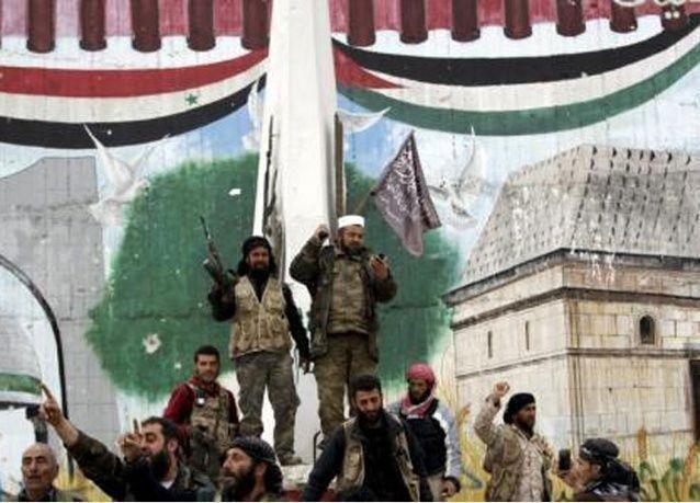 سقوط إدلب ثاني محافظة سورية بعد الرقة بيد جماعات إسلامية