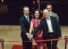 """افتتاح المقر الجديد لشركة """"إيطاليان فود ماسترز"""" في دبي"""