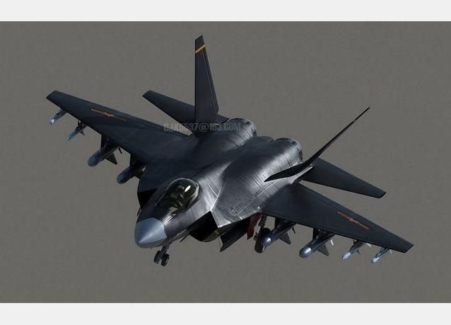 مسؤول: مقاتلة الشبح الصينية الجديدة يمكنها اسقاط منافستها الأمريكية
