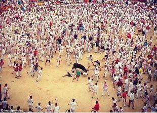 صورة الحج من بين أقوى 19 صور للعام 2012 في موقع انستجرام