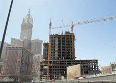 جبل عمر السعودية ترسي تنفيذ المرحلة الثالثة من مشروعها بقيمة 2.59 مليار ريال