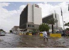 """السعودية: 5 سنوات سجن لمسؤول """"الأمطار"""" في كارثة سيول جدة"""