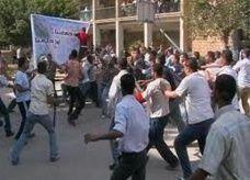 أكثر من 11 إصابة خلال مشاجرات عشائرية في 3 جامعات أردنية