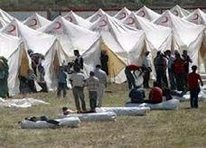 السلطات الأردنية تعيد عشرات اللاجئين السوريين إلى بلادهم بناء على رغبتهم