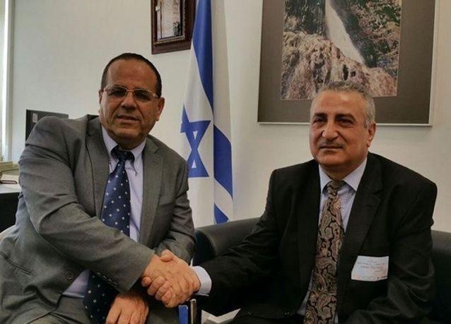 """معارض سوري يزور إسرائيل مرّة أخرى ويُطالب حكومتها بإقامة منطقة آمنة من """"الإرهاب السُنيّ والشيعيّ"""""""