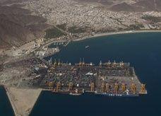 غلف تينر تستعد لاستقبال أكبر سفينة حاويات في العالم في الإمارات