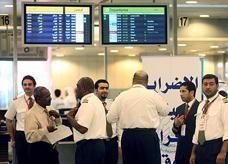 إضراب موظفي الخطوط الجوية الكويتية يشل حركة الطيران