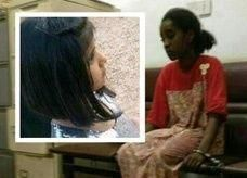 خادمة أثيوبية تنحر ابنة كفيلها السعودي وترمي جثتها في دورة مياه