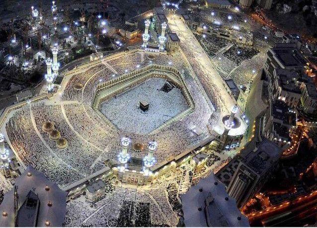 أكثر من مليوني مصل بالمسجد الحرام وسط أجواء من الطمأنينة والراحة