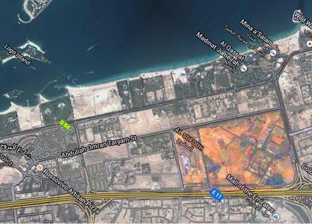 """دبي القابضة تحتاج 25 مليار درهم لبناء """"مول العالم"""" العملاق"""