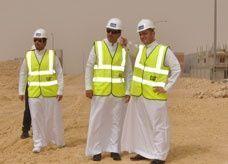 """السعودية: """"مسكن العربية"""" تطلق أعمال الحفر التمهيدية لبناء 300 وحدة سكنية في الرياض"""