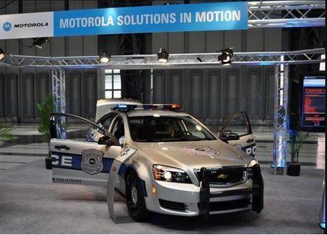 موتورولا سوليوشنز تطلق حلولاً جديدة في مؤتمر تترا العالمي 2012 في دبي