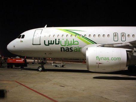 """طيران ناس أول شركة في السعودية والثالثة في المنطقة تستقبل طائرة إيرباص A320  بمواصفات """"شارك-لت"""""""