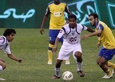 النصر السعودي يبلغ نهائيات كأس الملك