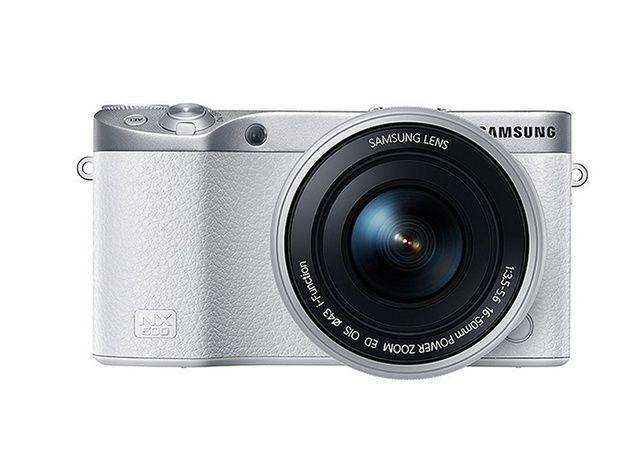 بالصور: سامسونج تطلق الكاميرا الجديدة NX500