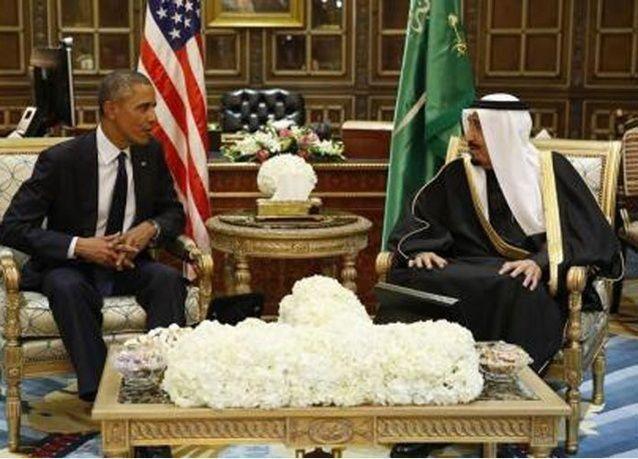 البيت الأبيض يقول أوباما والملك سلمان سيناقشان سوق الطاقة