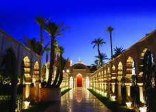قصر ناماسكار في مراكش: تناغم الصفاء والفخامة