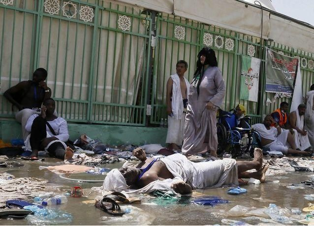 السعودية تحمل بعض الحجاج عدم الالتزام بالتعليمات فوقعت حادثة التدافع